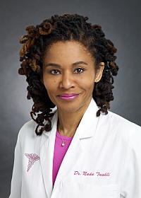 Dr. Nadu Tuakli, a board certified physician at the Anti-Aging & Longevity Institute