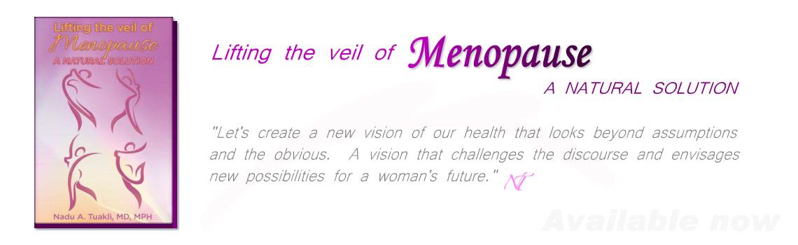 Lifting the veil of Menopause